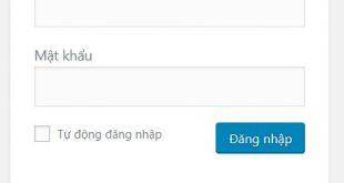 Huong dan dang nhap website