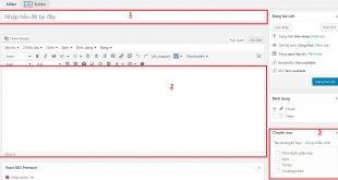 Hướng dẫn đăng sản phẩm lên website